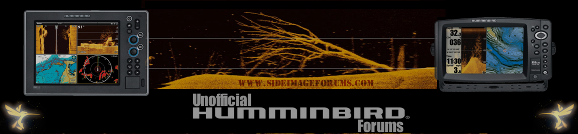 unofficial humminbird side image forums www.sideimageforums, Fish Finder